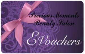 Precious moments Beauty Salongift voucher