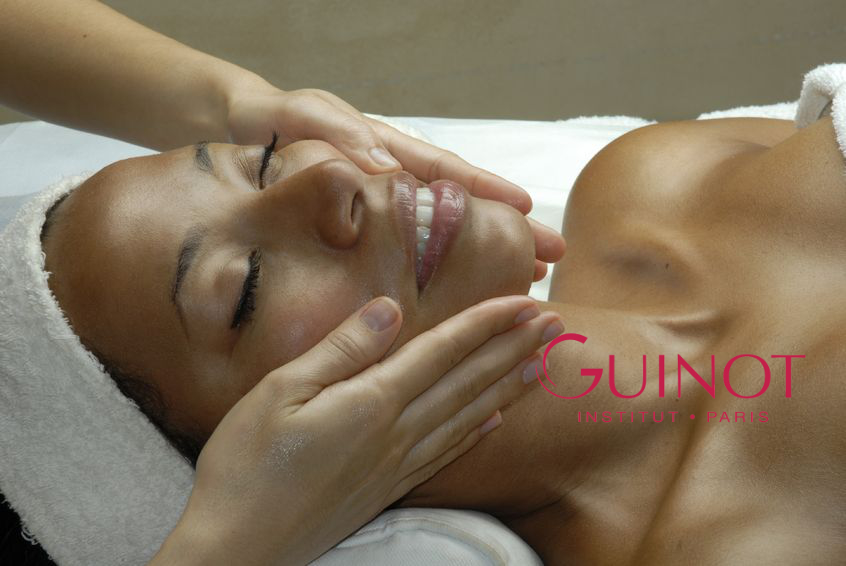 Guinot Hydradermie Facial Precious Moments Beauty Salon