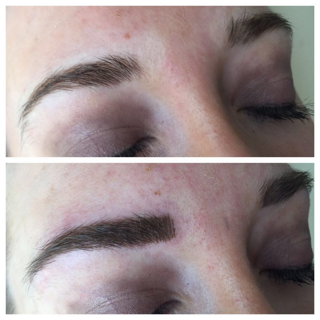 Microblading semi permanant make up Banstead