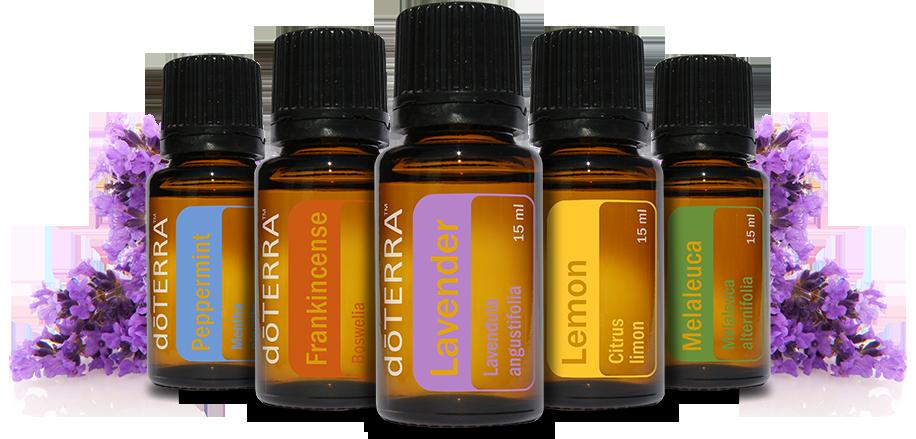 doTERRA Essential oils for healthier living
