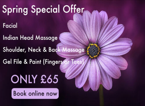 Spring Time Gift Vouchers
